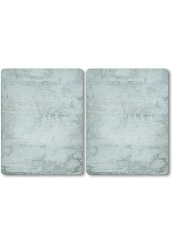 KESPER for kitchen & home Herdblende - /Abdeckplatte ESG - Sicherheitsglas, (Set, 2 - tlg.) kaufen