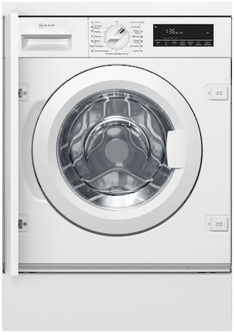 NEFF Einbauwaschmaschine »W6441X0«, W6441X0, 8 kg, 1400 U/min kaufen