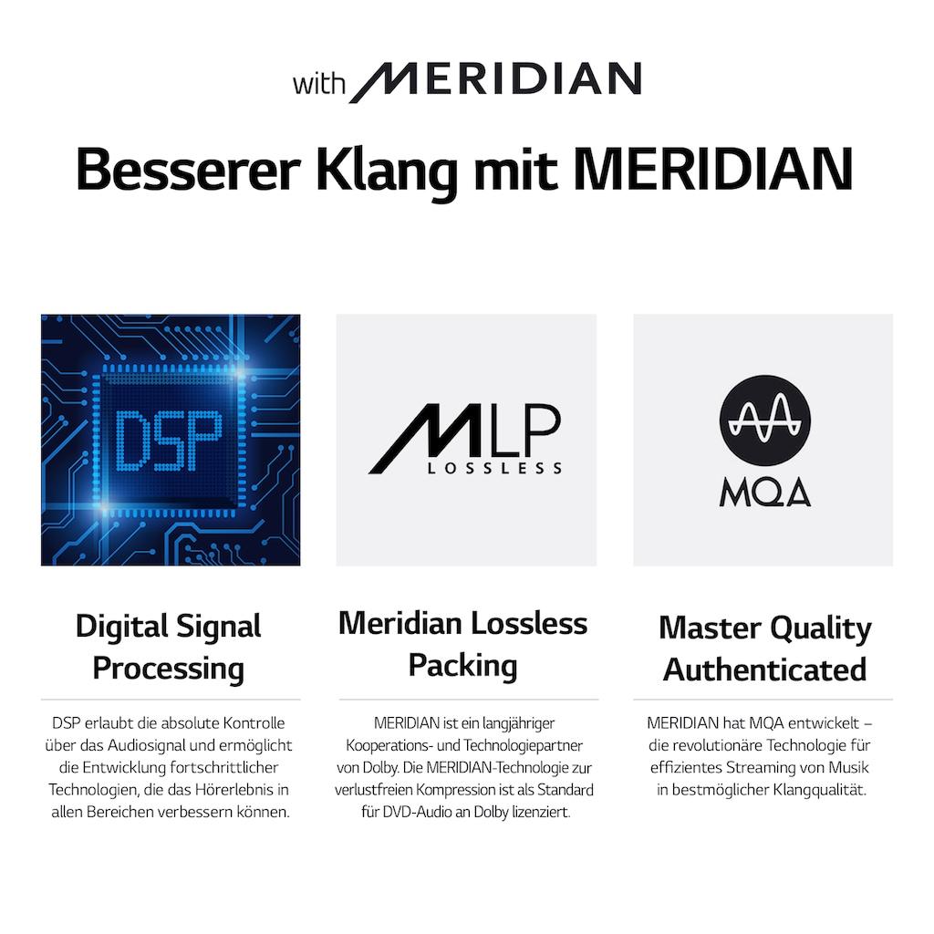 LG Soundbar »DQP5«