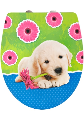 WC - Sitz »Imola Puppy«, Mit Absenkautomatik kaufen