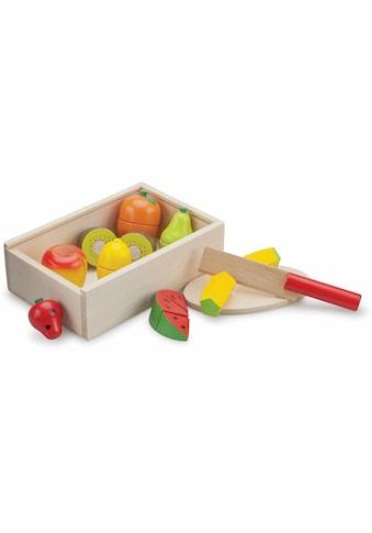 New Classic Toys® Spiellebensmittel »Bon Appetit - Schneideset Früchte« kaufen