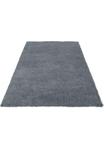 Hochflor - Teppich, »Auslegungssache«, COUCH♥, rechteckig, Höhe 30 mm, maschinell gewebt kaufen