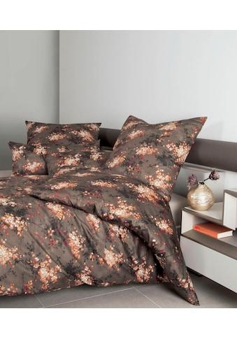 Janine Bettwäsche »MESSINA 43097«, mit floralem Muster kaufen
