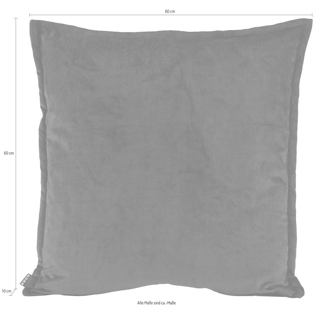 H.O.C.K. Dekokissen »Bizantina«, mit spürbar weicher Oberfläche
