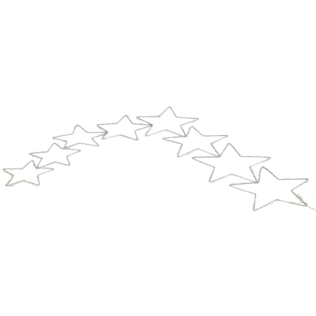 LED-Lichterkette »Sternendeko«