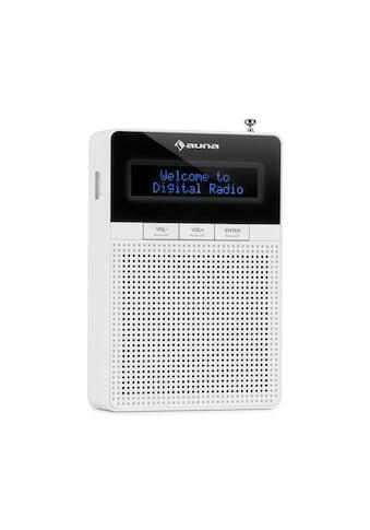 Auna DigiPlug DAB Steckdosen - Radio, DAB+, UKW/PLL, BT, LCD »Digiplug« kaufen