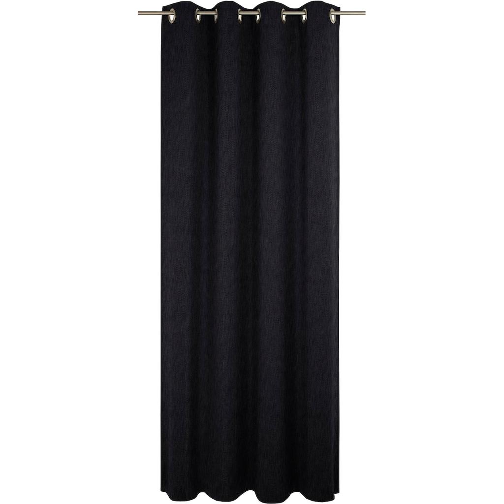 Wirth Vorhang »Java«, dark blue denim