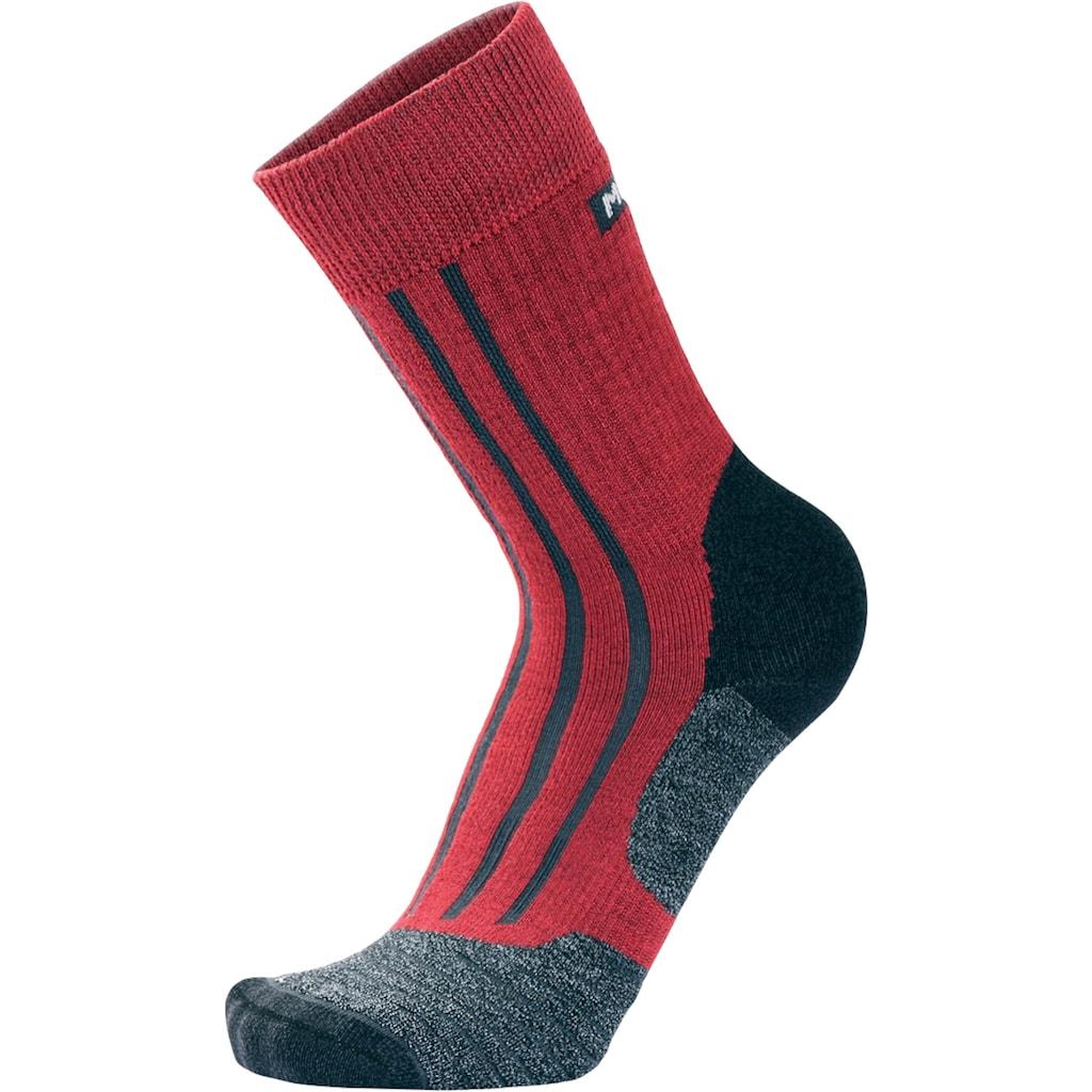 Meindl Socken »MT6«, bordeaux