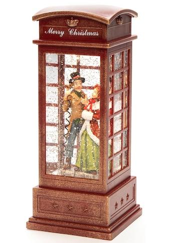 KONSTSMIDE LED Laterne, LED-Modul, 1 St., Warmweiß, LED Telefonzelle Charles Dickens... kaufen