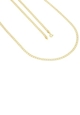 Firetti Goldkette »Panzerkettengliederung, 3,2 mm breit, glänzend, gedrückt und mittig ziseliert« kaufen