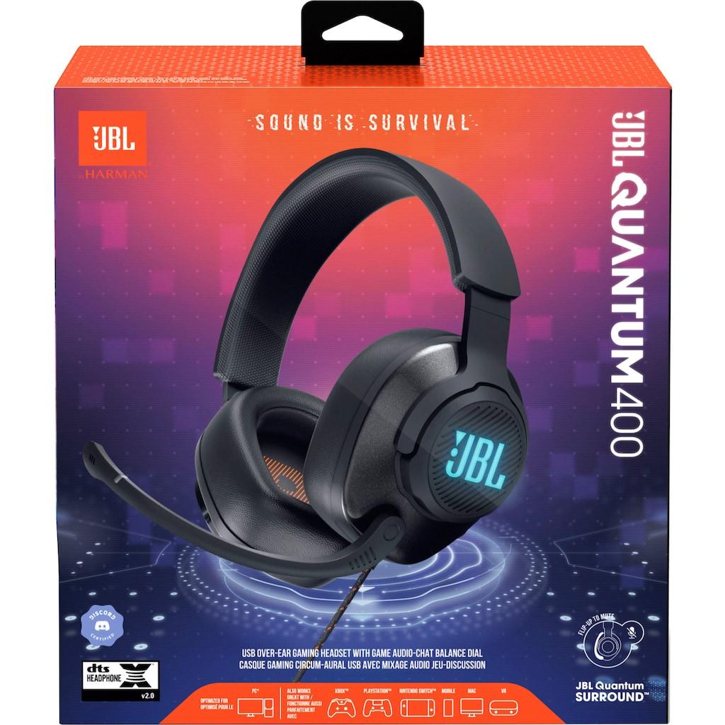 JBL Gaming-Headset »QUANTUM 400«