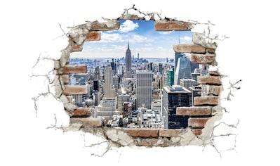 KOMAR Packung: Wandtattoo »Break Out NYC«, 1 - teilig kaufen