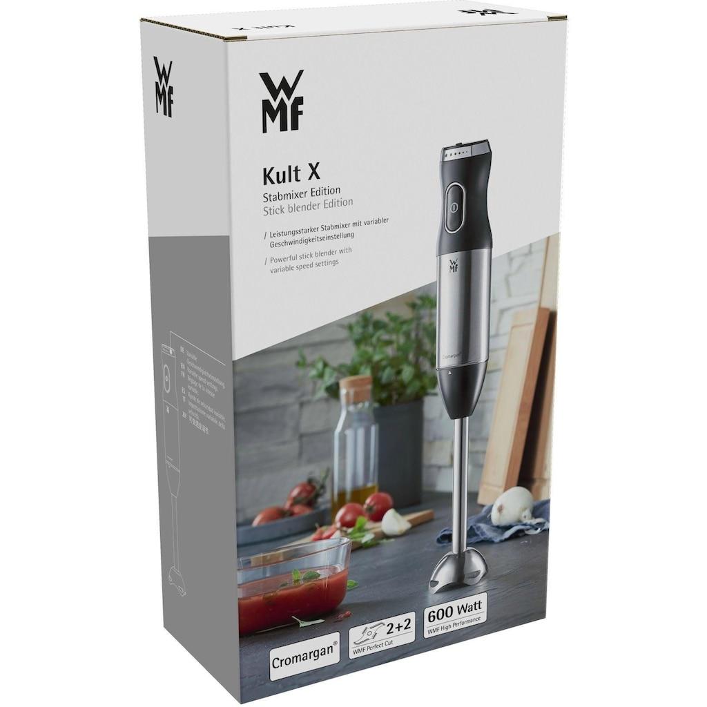 WMF Stabmixer »Kult X Edition«, 600 W