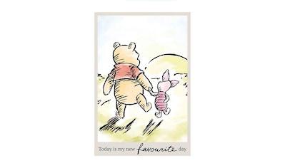 KOMAR XXL Poster »Winnie Pooh Today« kaufen