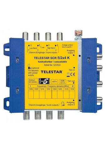 TELESTAR SAT-Verteiler »SCR 5/2x4 K«, zu SCR 5/2x4 G kaufen