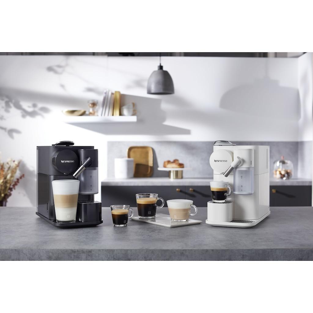 Nespresso Kapselmaschine »Lattissima One EN510.B schwarz«