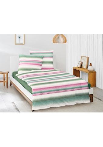 Irisette Bettwäsche »Capri 8093«, mit modischen Streifen kaufen
