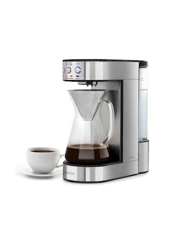 Klarstein Kaffeemaschine 1800W Timer Glaskanne Edelstahl »Perfect Brew« kaufen