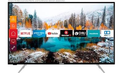 """Telefunken LED-Fernseher »D43V800M4CWH«, 108 cm/43 """", 4K Ultra HD, Smart-TV, 36 Monaten Herstellerlangzeitgarantie kaufen"""