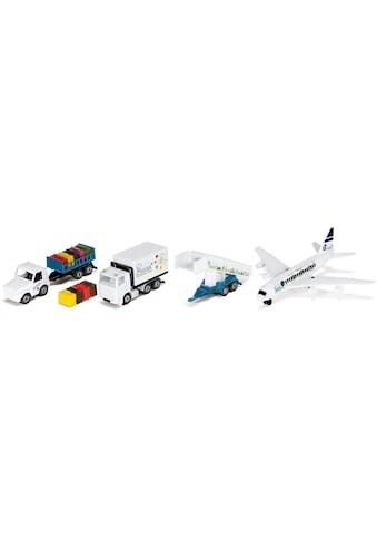 Siku Spielzeug-Flugzeug »SIKU Super, Flughafen« kaufen
