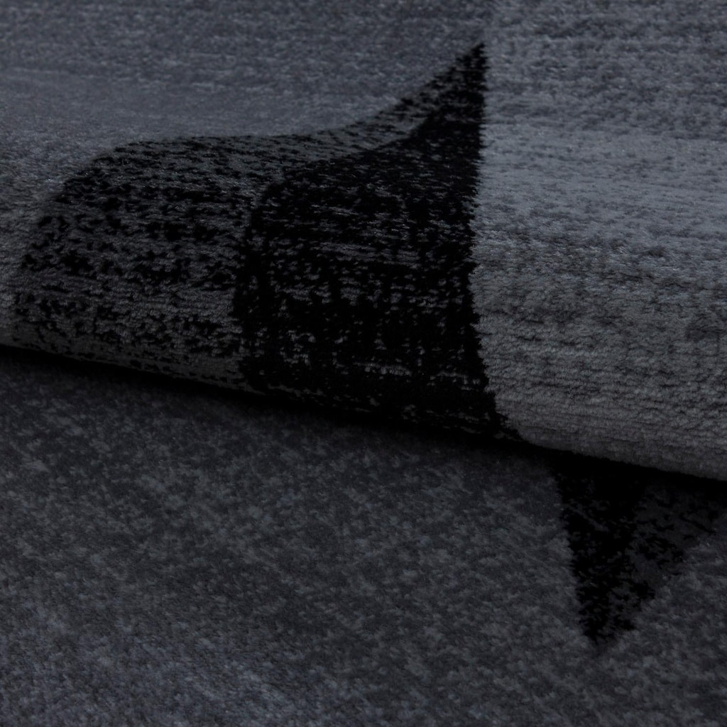Ayyildiz Läufer »Plus 8002«, rechteckig, 6 mm Höhe, 80cm x 300cm (BxL)
