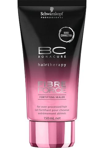 Schwarzkopf Professional Leave-in Pflege »BC Bonacure Fibre Force Fortifying Sealer«, Für übermäßig behandeltes Haar kaufen