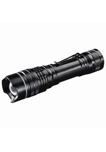 Hama LED Taschenlampe »fokussierbar, Professional«, Outdoor mit Clip, 330 Lumen, 3... kaufen