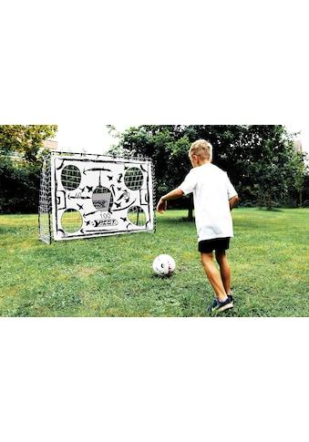 Hudora Fußballtor »TAKTIK«, BxLxH: 76x213x152 cm, mit Torwand kaufen