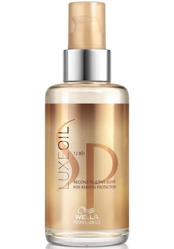 Wella Professionals Haarelexier »SP Luxe Oil Reconstructive Elixir«, glänzende Pflege kaufen