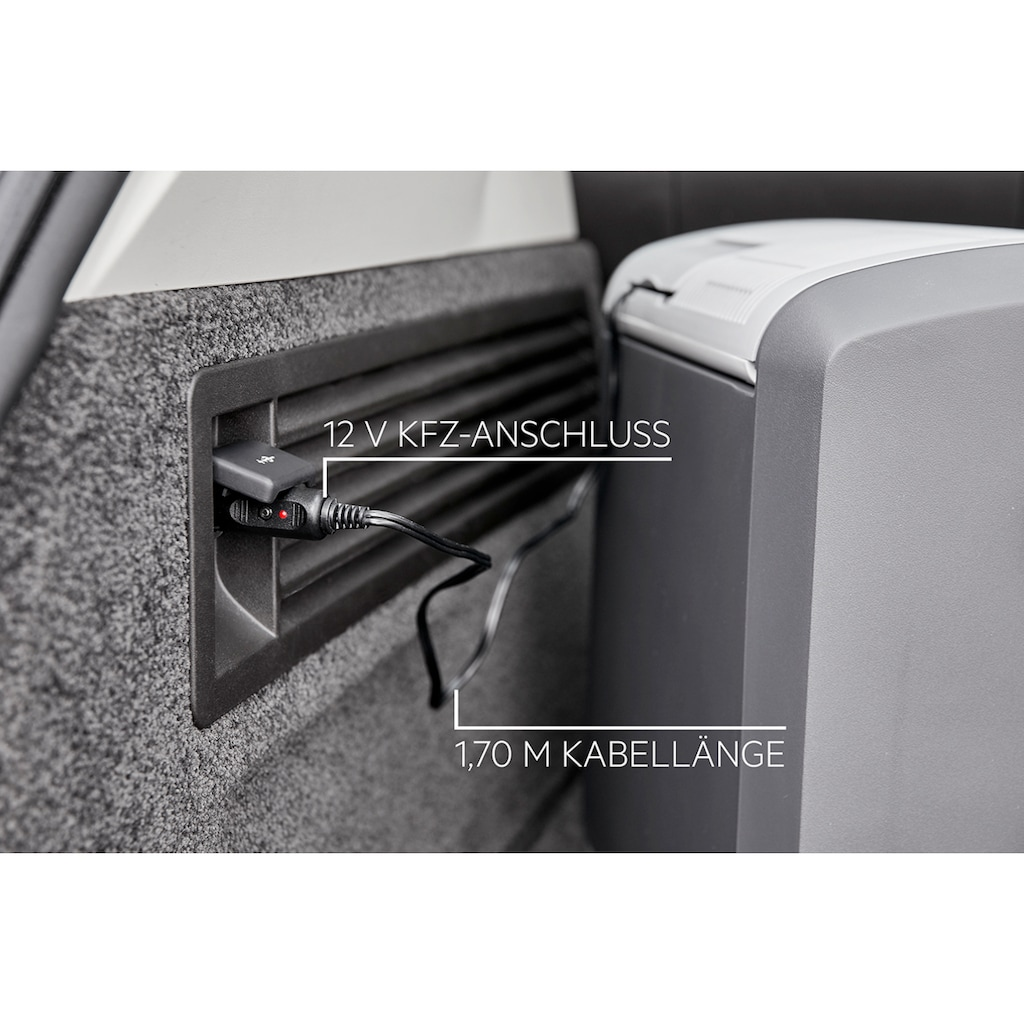 AEG Kühlbox »Kühlbox KK 14«, Thermoelektrische Kühl- / Warmhaltebox – keine Kühlakkus erforderlich