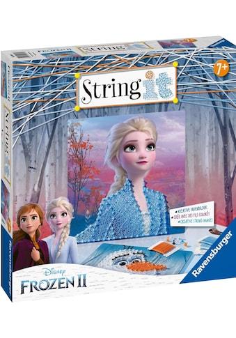 Ravensburger Kreativset »String it Midi Disney Frozen II«, (Set), Made in Europe kaufen