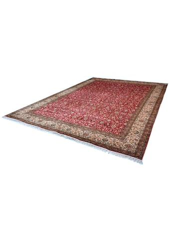 Seidenteppich, »Allover 999x3«, Kayoom, rechteckig, Höhe 10 mm, manuell geknüpft kaufen