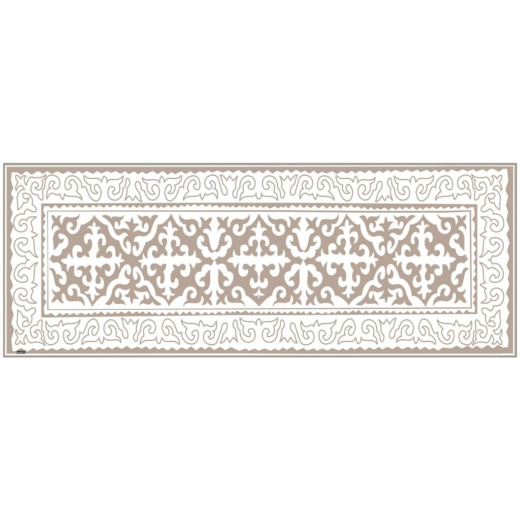 MySpotti Vinylteppich »Buddy Aksana«, rechteckig, 0,03 mm Höhe, statisch haftend