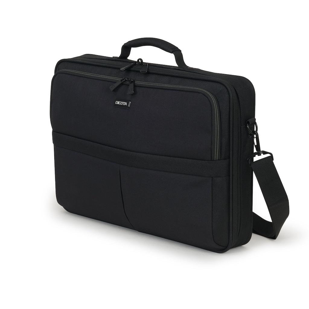 DICOTA Laptoptasche »Hergestellt aus 10 wiederverwerteten PET Flaschen«, Eco Multi SCALE 15-17.3 Zoll