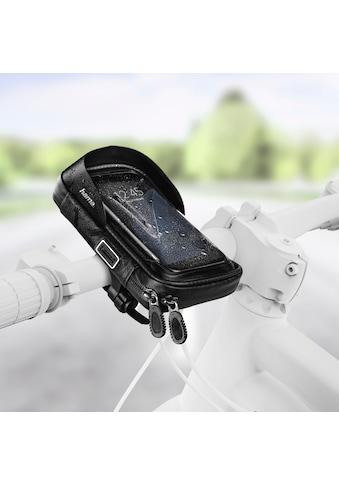 """Hama Lenkertasche »Klemmhalterung wasserabweisend«, Smartphone-Tasche """"Multi"""" als... kaufen"""