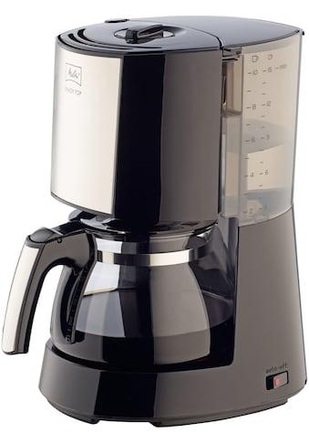 Melitta Filterkaffeemaschine »Enjoy Top 1017-04«, Papierfilter, 1x4, mit Glaskanne kaufen