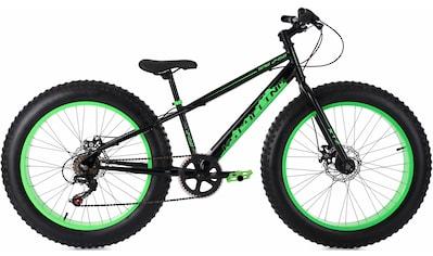 KS Cycling Fatbike »SNW2458«, 6 Gang Shimano Tourney Schaltwerk, Kettenschaltung kaufen