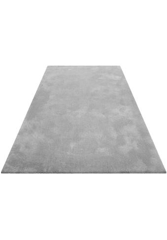 Hochflor - Teppich, »Emilia«, Wecon home Basics, rechteckig, Höhe 25 mm, maschinell getuftet kaufen
