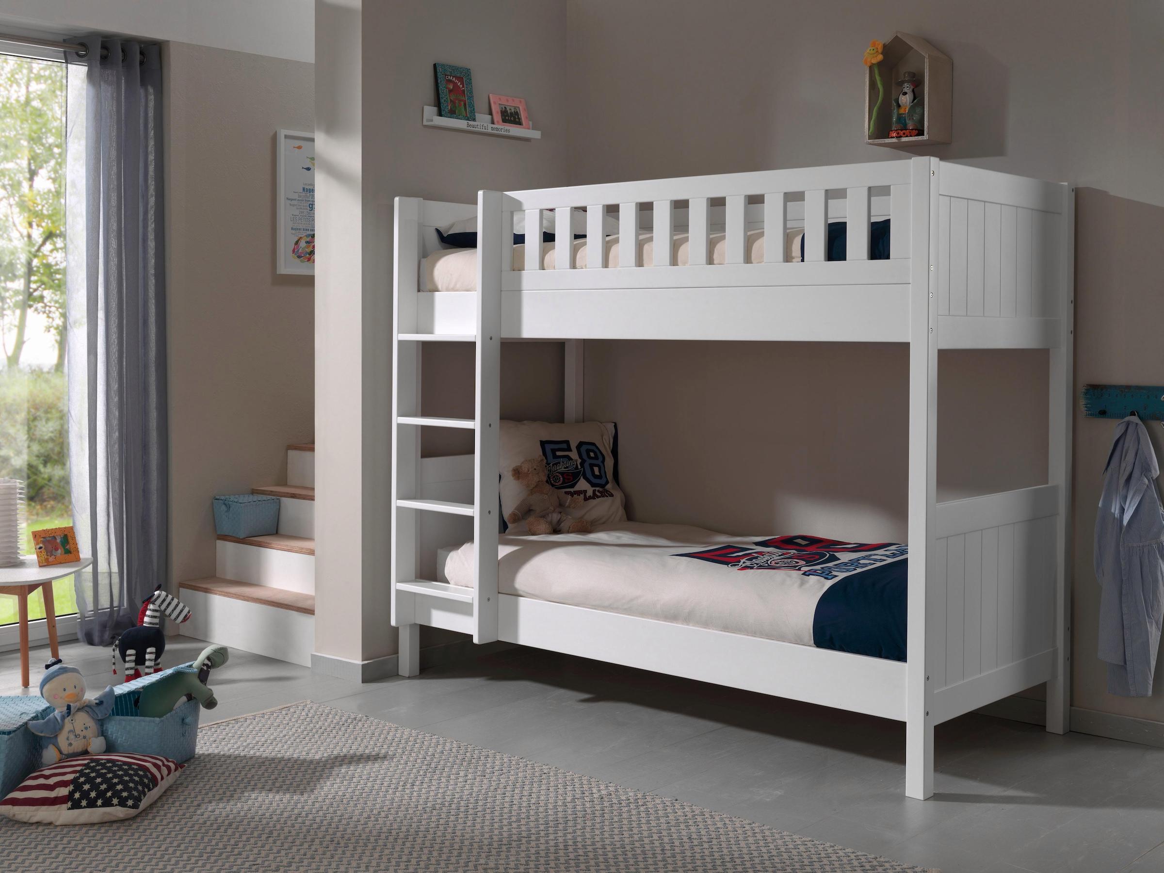 Etagenbett Benji : White mdf etagenbetten online kaufen möbel suchmaschine