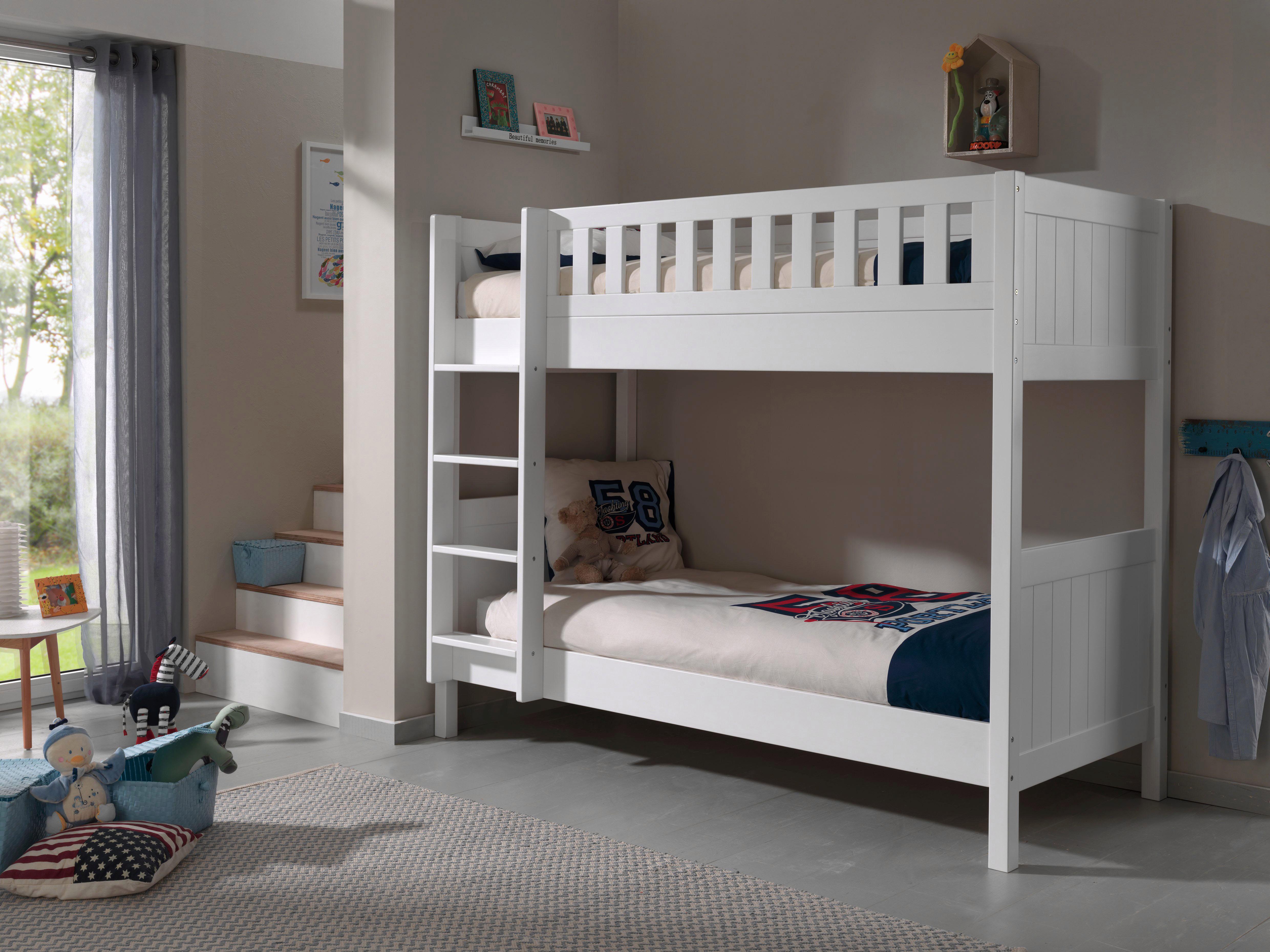 Quelle Etagenbett : White mdf etagenbetten online kaufen möbel suchmaschine