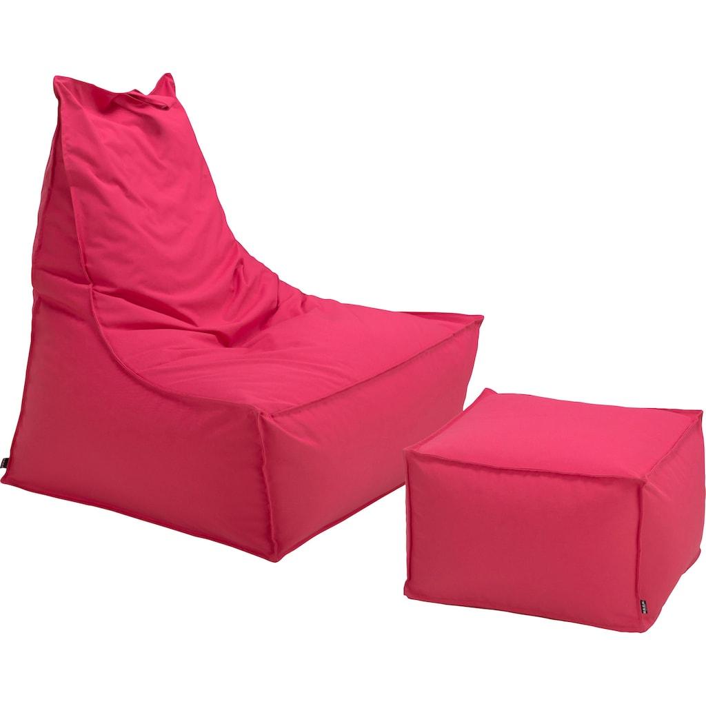 H.O.C.K. Sitzsack »Blobby« (1 Stück)
