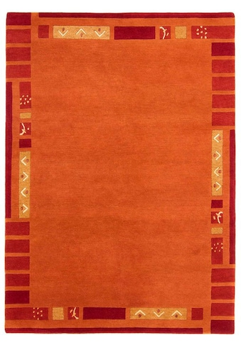 carpetfine Wollteppich »Nepal Jaipur«, rechteckig, 20 mm Höhe, reine Wolle,... kaufen