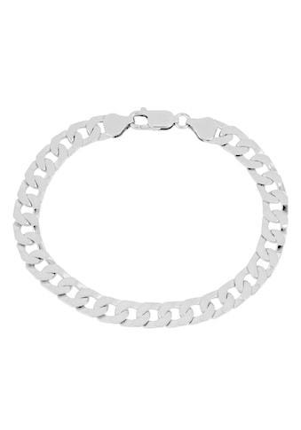 Firetti Silberarmband »in Panzerkettengliederung, 6,7 mm, 4 - fach diamantiert« kaufen