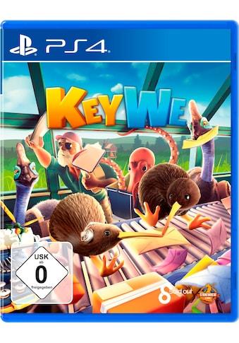 PlayStation 4 Spiel »KeyWe«, PlayStation 4 kaufen