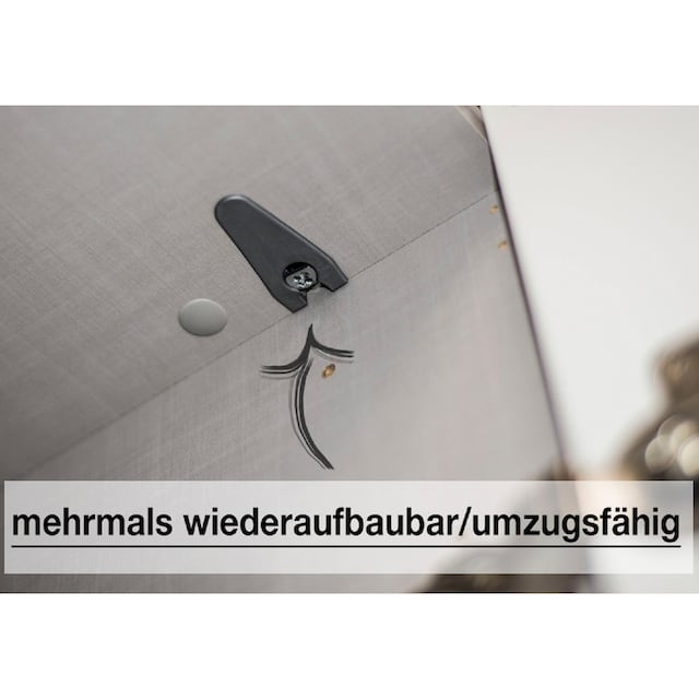 Express Solutions Schwebetürenschrank »SWIFT«
