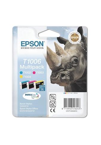 Epson Tintenpatronen - Set Nr. T1006 »T10064010« kaufen