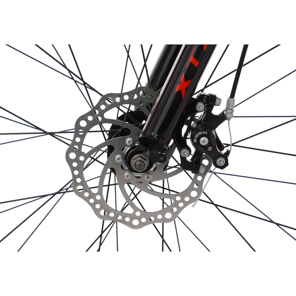 KS Cycling Fatbike »SNW2458«, Kettenschaltung