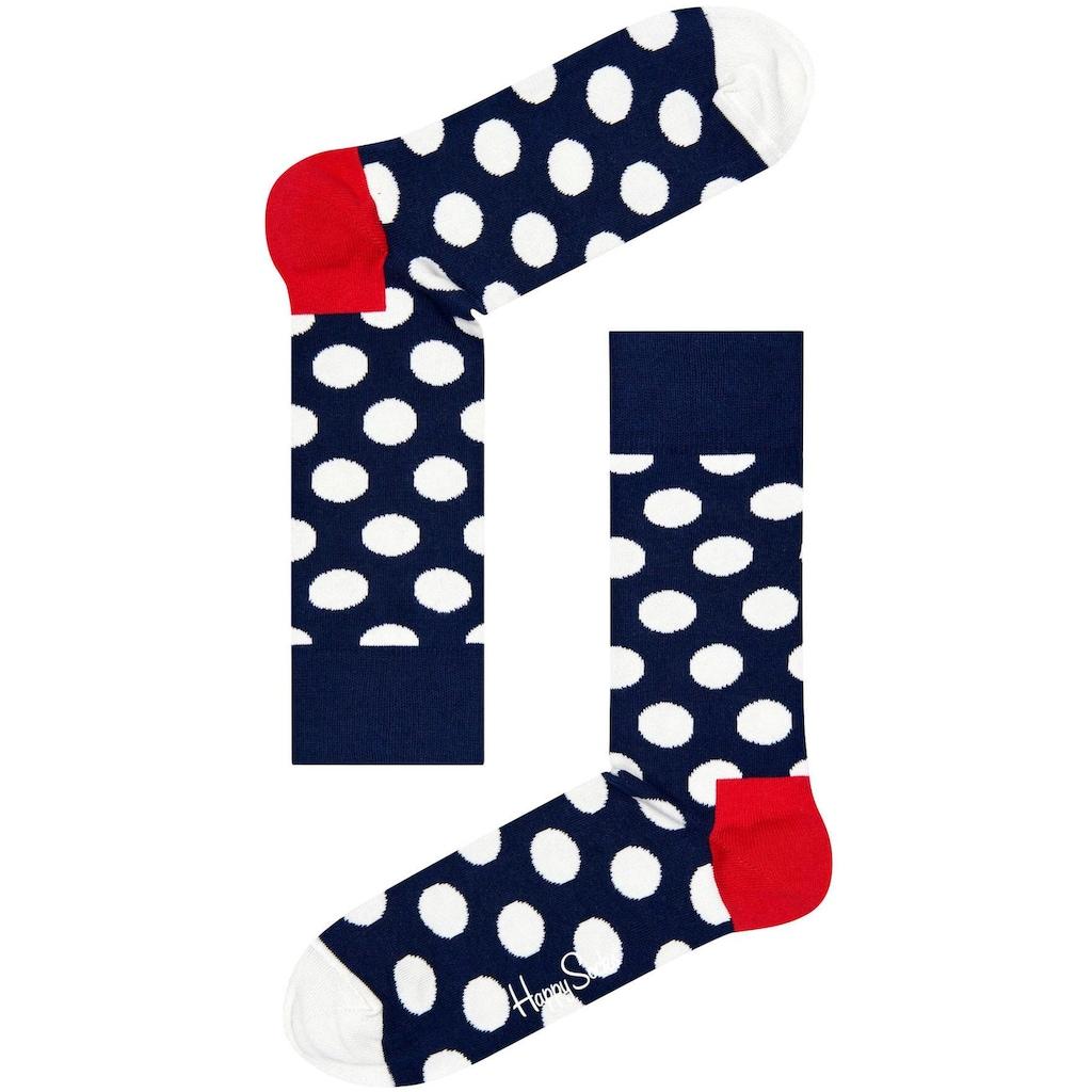 Happy Socks Socken »Big Dot«, mit Punktemuster