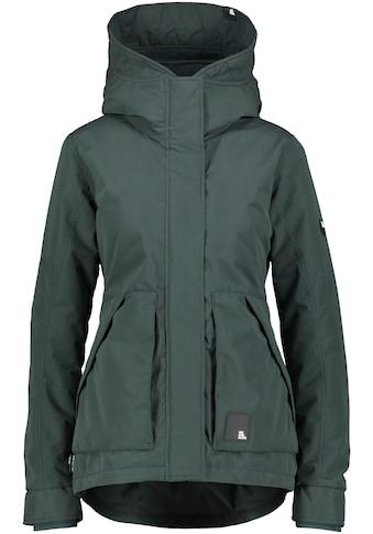 Alife & Kickin Outdoorjacke »NaomiAK«, sportiver Jacken-Style mit großer Kapuze und... kaufen