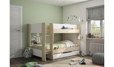 Gami Etagenbett »ROOMY«, Mit Bettkasten kaufen